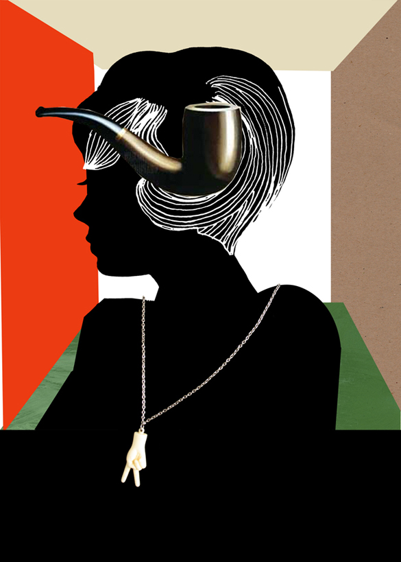postcard-lady-pipe